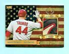 Mark Trumbo Cards and Autograph Memorabilia Buying Guide 21