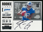 2017 Panini Contenders Football Cards - SP/SSP Rookie Ticket Print Runs Added 25