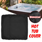Waterproof Hot Tub Spa Covers Dust Cap Square Anti UV Durable Protective Guard