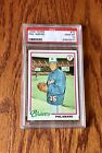 Phil Niekro Cards, Rookie Card and Autographed Memorabilia Guide 21