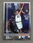 Tim Duncan Rookie Card Gallery and Checklist 29