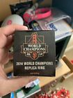 San Francisco Giants Give Fans 2014 World Series Ring Replicas in Stadium Giveaway 6