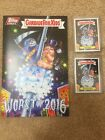 2017 Topps Garbage Pail Kids Comics 4