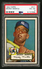 1952 TOPPS #311 MICKEY MANTLE ROOKIE CARD PSA 4 VG-EX LOOKS MUCH NICER