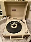 Vintage GE General Electric Solid State Automatic Portable Record Player