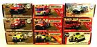 Matchbox Power Grab Box Rescue Diecast Fire Engine Vehicle Truck Chief Lot