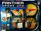NEW World Tech Toys PANTHER UFO Spy Drone Video Picture Camera 45CH 24GHz