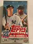 2019 Topps Series 1 Baseball Box - Hobby