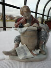 Lladro Norman Rockwell Love Letters - 1406 - NO BOX.