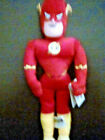 1990's Warner Brothers The Flash Beanie Toy New in Excellent Condition with Tag