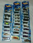 Lot of 29 NEW Hot Wheels 2001 Collectible Diecast 164 Cars SOME Duplicates