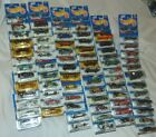 Lot of 74 NEW Hot Wheels 2000 Collectible Diecast 164 Cars 9 Duplicates