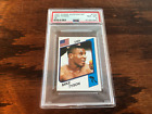 Mike Tyson Boxing Cards and Autographed Memorabilia Guide 12