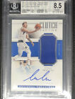 2018-19 National Treasures Luka Doncic RPA CLUTCH auto Patch 99 Bgs 8.5 10 Auto