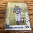 Top 10 Calvin Johnson Rookie Cards of All-Time 17