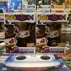 Funko Pop! Disney's Dr. Facilier 508 Chase GITD Box Lunch Exclusives Set of 2