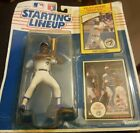 Fred McGriff Toronto Blue Jays 1990 Starting Lineup Figure with 1987 Rookie Year