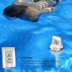 Floating Thermometer Wireless Digital Remote Observation Outdoor Swimming Pool Y