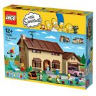 LEGO 71006 The Simpsons House set NEW