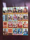 1967 Philadelphia Football Cards 19