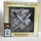 Postage Stamp Planes 1 100 B 26 Marauder Baby Bumps II 5562 Diecast Bomber WWII