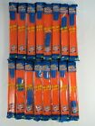 16 Hot Wheels Straight Track Connector Builder System Lot 90 cm 3 ft NEW CCX79