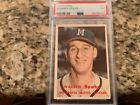 Top 10 Warren Spahn Baseball Cards 14