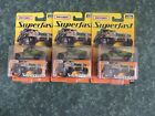 3 MATCHBOX SUPERFAST LIMITED EDITION 15500 VEHICLES