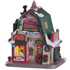 Lemax 2020 The Christmas Floral Shop Caddington Village #05675MC Colorful