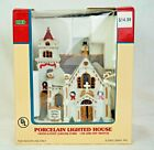 Lemax Village 2002 Vail SUNRISE VALLEY CHURCH BUILDING RETIRED