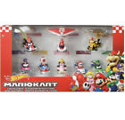 Hot Wheels MARIO KART 8 PACK COLLECTOR SET NEW Diecast Cars Bowser Yoshi GLIDERS