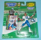 Charlie Batch 1999 Starting Lineup Extended Series Detroit Lions
