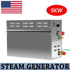 9KW 240V Steam Generator Shower Sauna Bath Home Spa With Controller Humidifier