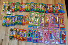 PEZ 49 Pcs in Package Bugz Holiday Pez-a-saurs Garfield Peanuts Disney Whistle H
