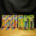 Vintage Pez Dispenser Lot BonBons Smurfs Pez-A-Saurs Hulk Original Package