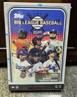 NEW 2020 Topps Big League Baseball Collector's Hobby Box w Super7 Action Figure