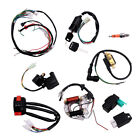 CDI Wire Harness Stator Wiring Kit Fit for 50cc 125cc ATV Chinese Electric Quads