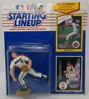 Starting Lineup MIKE SCOTT 1989 with Rookie Year 1981 Card