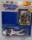 Starting Lineup VINCE COLEMAN 1989 with Rookie Year 1985 Card