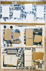 Scrapbook 6 page Serenity Holiday Winter 6 page pre cut Scrapbook Kit