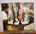 Kirkland nativity set 11 piece 071371 Christmas