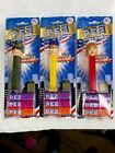 Pez American Hero Collection Nurse Soldier Police new in package Lot of 3