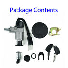 Ignition Switch Lock Set For Chinese Scooter GY6 50cc GY6 150cc Replacement Part