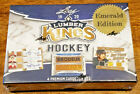 2019-20 Leaf Lumber Kings Emerald Edition Hockey Factory Sealed Hobby Box