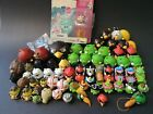 Angry Birds Toy Figures PVC Die cast Karts Game Pieces Star Wars Lot of 60