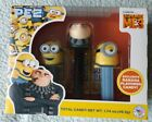 2017 Despicable Me 3 PEZ Candy Dispensers - NEW