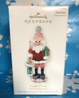 HALLMARK 2008 Candy Claus Series First 1st Noel Nutcrackers Food Cooking Baking