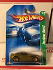 Hot Wheels 2008 Super Treasure Hunt Ford Mustang GT Gold 4 12 Minty