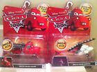 DISNEY Diecast Cars TOON Rescue Squad Mater  Rescue Squad Chopper DELUXE NEW