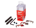 Milwaukee SwitchBlade 1 3 8 10 Pack Best Heavy Duty Replacement Blade Kit
